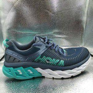 Hoka One One Arahi 2 Running Workout Shoes Size 8